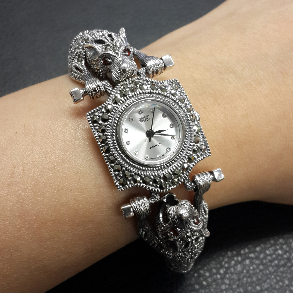 WHOLESALE SILVER WATCH