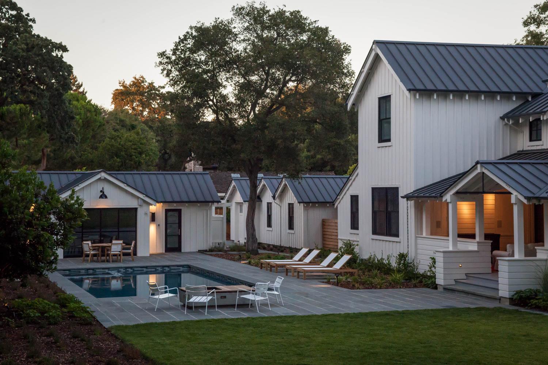 Modern Farmhouse - Terra Ferma Landscapes on Farmhouse Yard Ideas id=86378