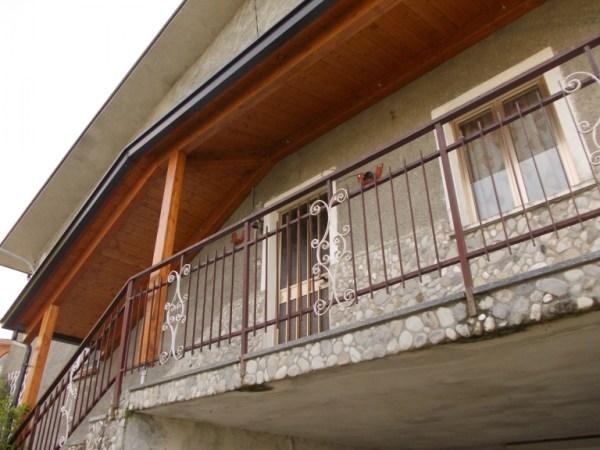 copri scala in legno lamellare