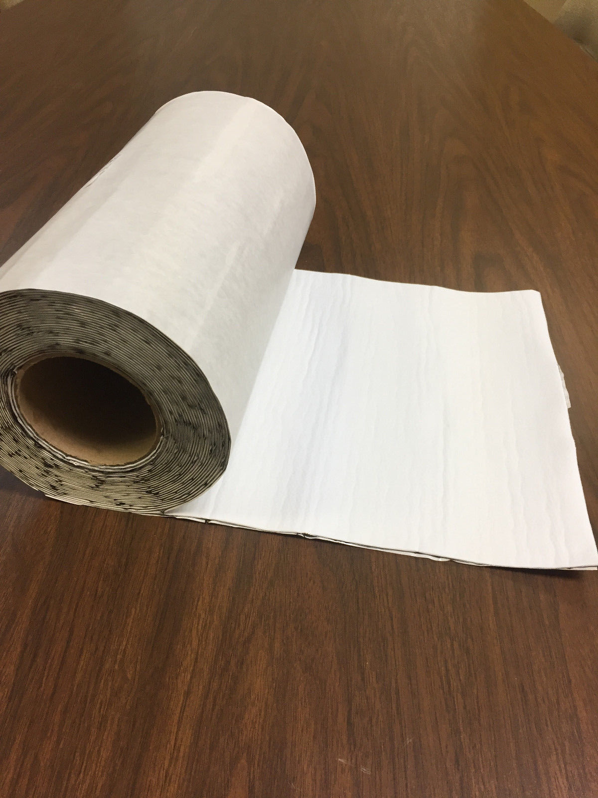 Single 12 Roll Of White Aluminum Top Mfm Peel And Seal