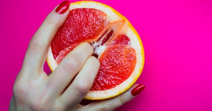 Image result for fruits looking like vagina