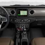 2020 Jeep Gladiator Rubicon Interior The Fast Lane Truck