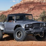 Two Door Jeep Gladiator Truck And A Hellcat Powered Full Size Monster Are Just Two Of The Jeep Moab Concepts For 2019 News The Fast Lane Truck