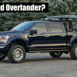 New Ford F 150 Hybrid Overland Truck Sema Build The Fast Lane Truck