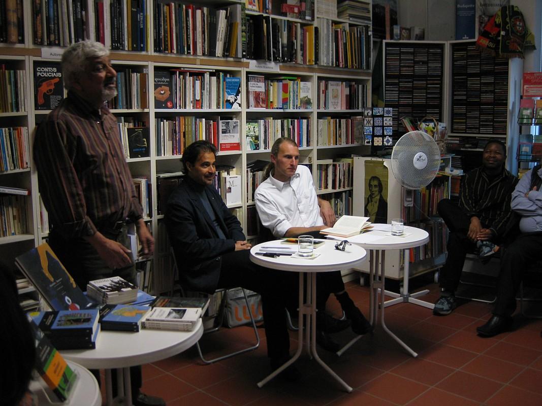 Präsentation José Eduardo Agualusa