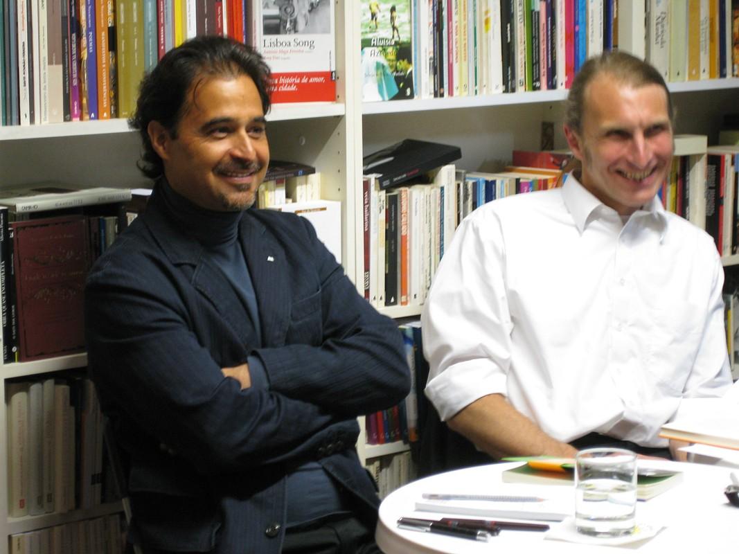 José Eduardo Agualusa bei TFM