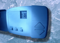 Taking A Vacation? Use A Programmable Thermostat To Monitor Your Home's Temperature