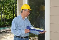home energy evaluation finds air leaks, Long Island, New York
