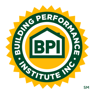 BPI - Building Performance Institute, Inc. Certified Logo