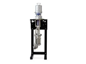 Graco® 17E229 3 : 1 4 Ball President Pump / NPT / Open / Carbon Steel / 750 cc