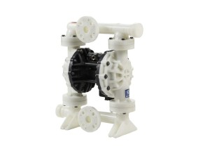 "Graco¨ 654533 Huskyª 1 1/2"" Diaphragm Pump With Polypropylene Centre Section & Body (PVDF Seats"
