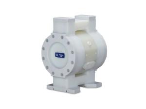 Graco¨ Chemsafeª 1590 Overmolded PTFE/EPDM Air Diaphragm Pump - 24X421 - NPT Thread