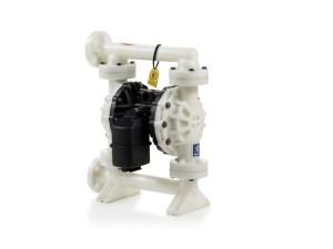 "Graco¨ 654537 Huskyª 1 1/2"" Diaphragm Pump With Polypropylene Centre Section & Body (PVDF Seats"