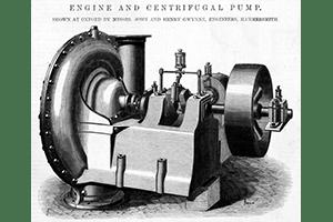 pump history 1851