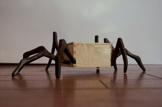 handmade, art, wooden, woodworking, box, gallery, badass, dark, spider, carving, creepy
