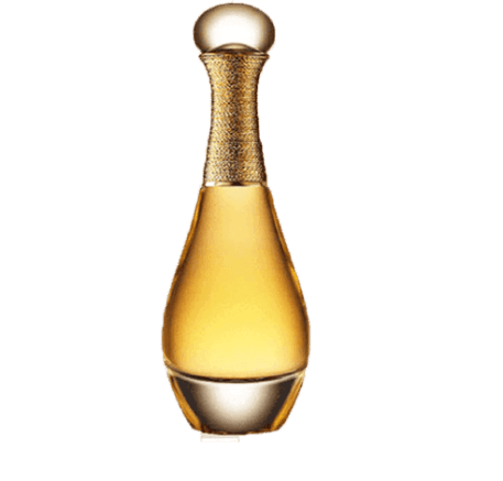 A perfume bottle: Christmas presents, Learn English With Africa, December 2016