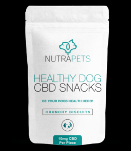 An image of CBD Dog Edibles – Hemp Biscuit Treats