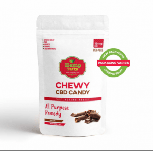 An image of Chocolate CBD Candy Infused Edibles
