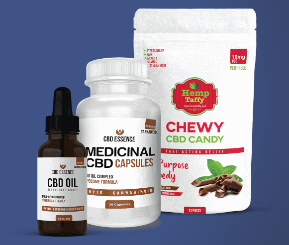 An image showing CBD Essence - Ultimate Health Products
