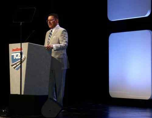 New FMCSA head wants 'productive conversations' on ELDs, safety