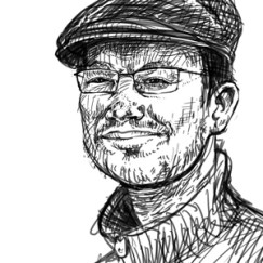 Emmanuel Filteau portrait