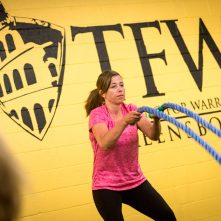 Training for Warriors - Greensboro