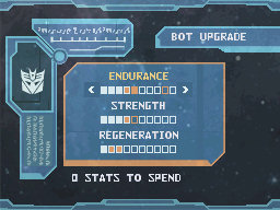 Transformers Autobots Screenshot