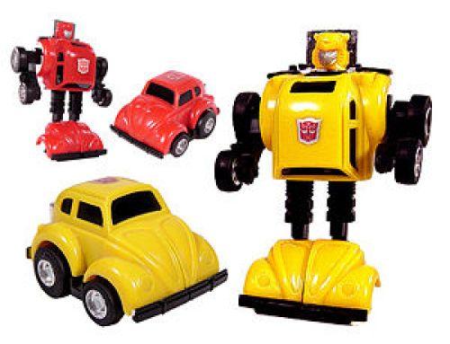 Resultado de imagen de bumblebee toy g1
