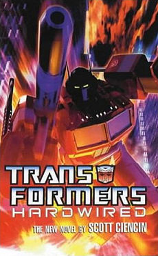 Transformers: Hardwired - Transformers Wiki