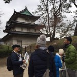 Tour Report on Jan. 12. 2019 (The East Garden of the Imperial Palace)