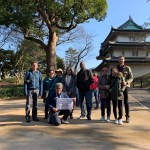 TOUR REPORT of THE EAST GARDENS OF THE IMPERIAL PALACE ON March.2, 2019