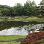 Weekday Tour of the East Gardens of Imperial Palace on April 24th