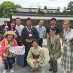 The memorable tour of the first day of Reiwa (May 1st, 2019)