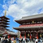 UME & SAKURA HAVE SIMULTANEOUSLY STARTED BLOOMING, February 23, Asakusa and Ueno.