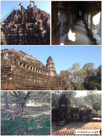 当初はヒンドゥー教寺院だった、バプーオン寺院。