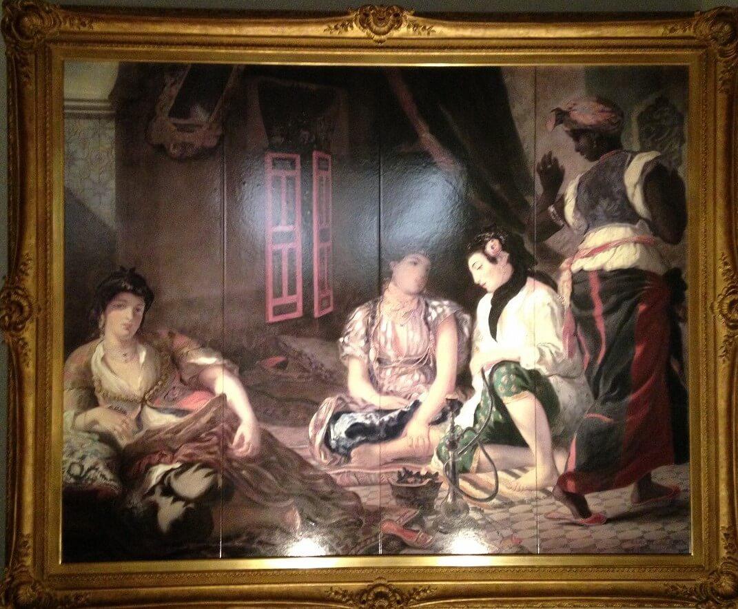 アルジェの女たち