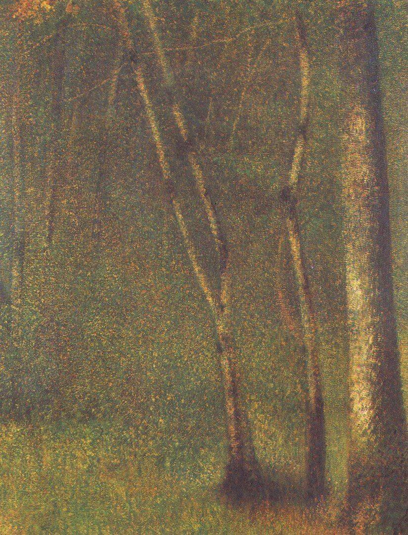 ポントベールの森 スーラ