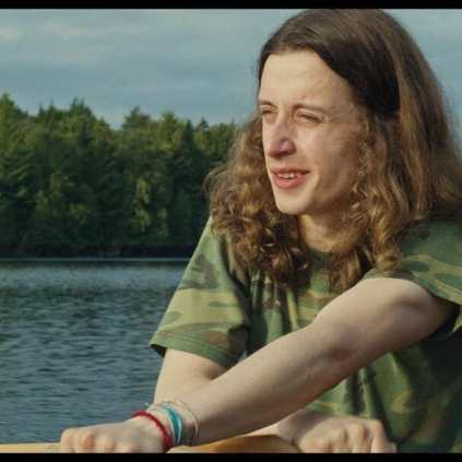 "Rory Culkin as Ollie Sway in ""The Song of Sway Lake."""