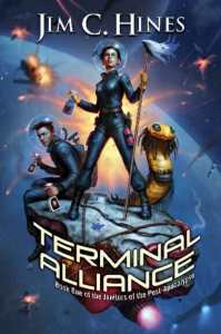 Cover of Terminal Alliance
