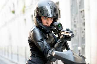 Rebecca Ferguson as Ilsa Faust in MISSION: IMPOSSIBLE - FALLOUT, from Paramount Pictures and Skydance.