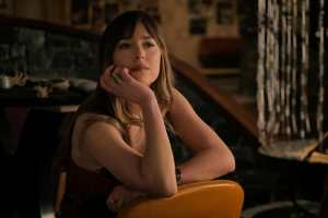 Dakota Johnson stars in Twentieth Century Fox's BAD TIMES AT THE EL ROYAL. Photo Credit: Kimberley French.