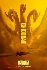 Ghidorah Poster