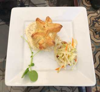 Perch Baked Brie Crop