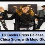 Mojo Global Arts Signs Writer/Director/Producer, Patricia Chica for Representation