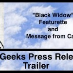 """""""Black Widow"""" Featurette and Message from Cast"""