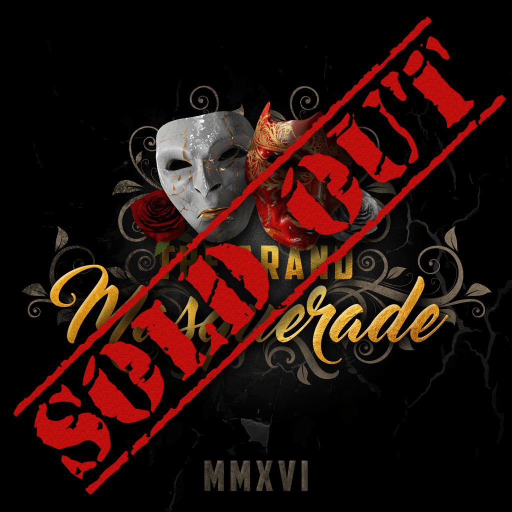 MMXVI Sold Out