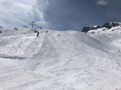 Great conditions for Easter School Ski Holiday