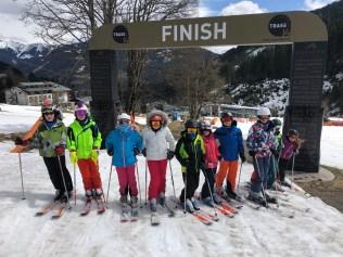 Easter Ski School Holiday