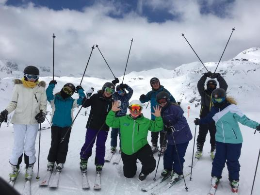 School Ski Holiday