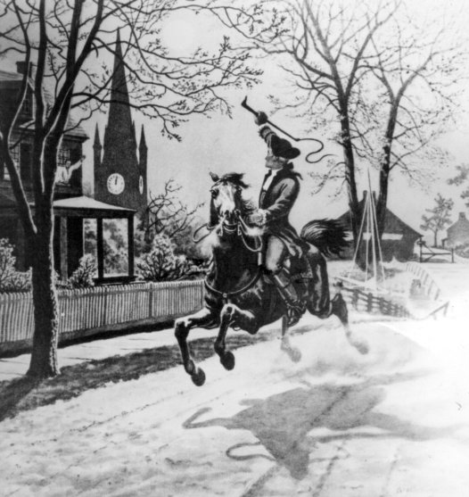 Paul Revere ride feature image